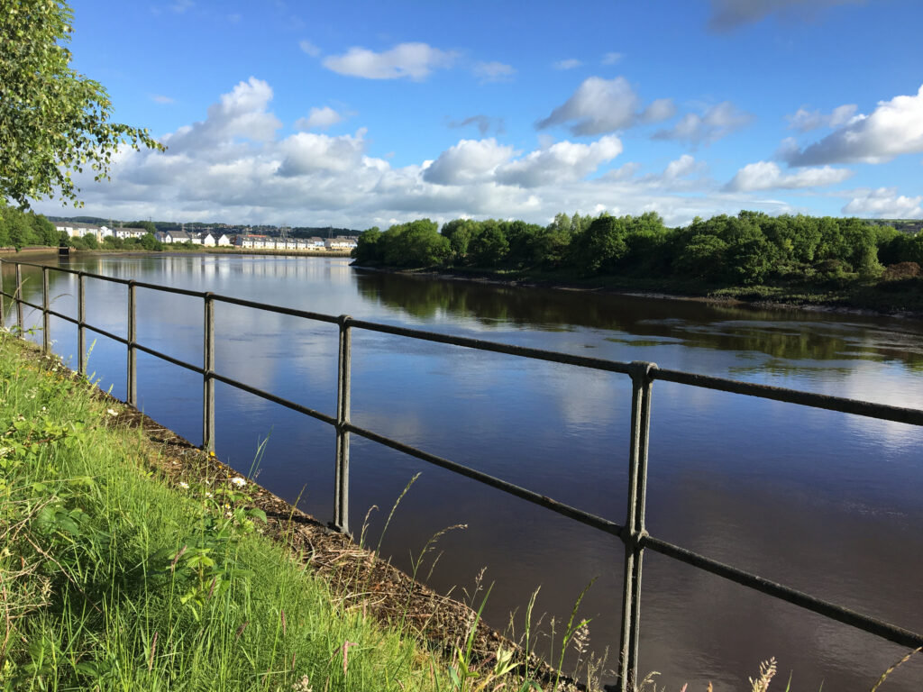 image of the River Tyne